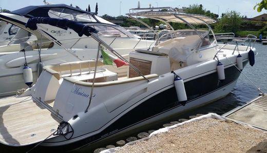 2009 Mano Marine 27.50