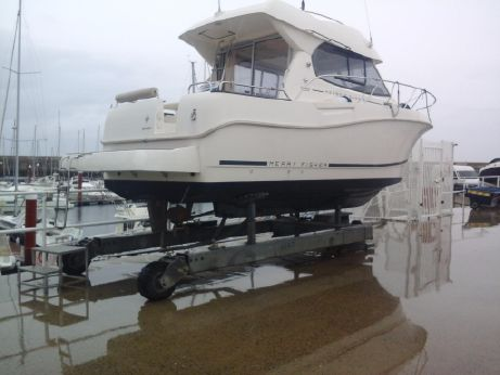 2010 Jeanneau Merry Fisher 815