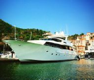 1994 Westship Raised Pilothouse