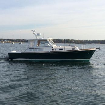 2001 Grand Banks 38 Eastbay HX