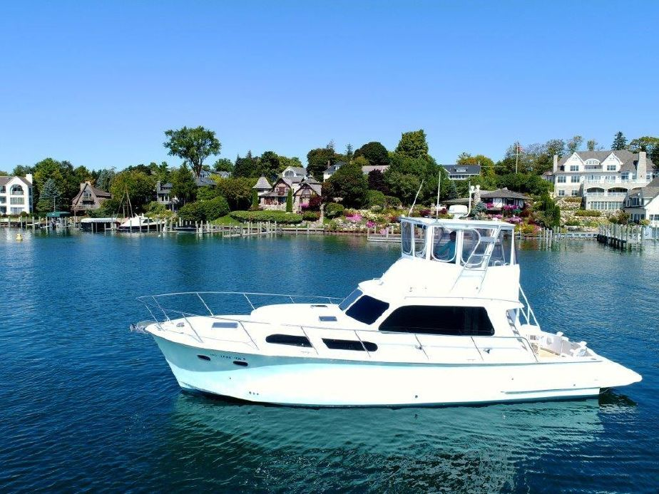 1960 Hatteras 41 Convertible Power Boat For Sale - www yachtworld com