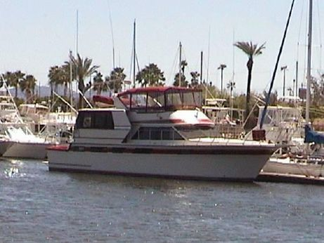1987 Californian 55 Cockpit Motor Yacht
