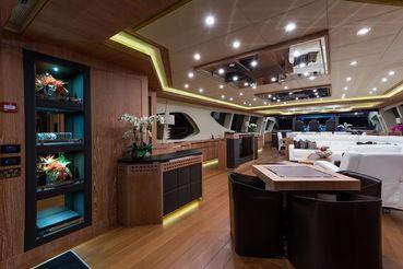 thumbnail photo 2: 2012 Mangusta 165 Motor Yacht