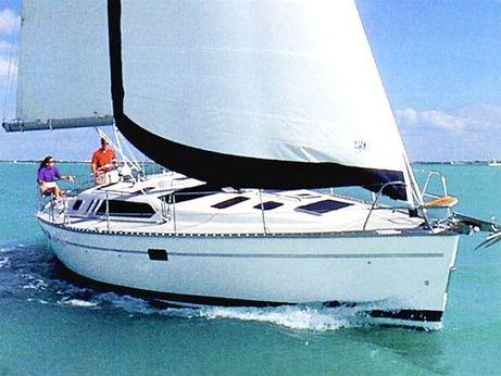 1996 Hunter 40.5