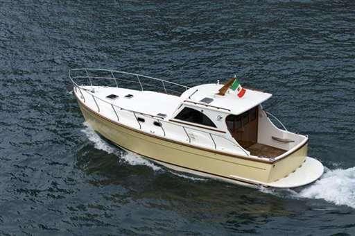 2006 Cantieri Estensi 360 Goldstar