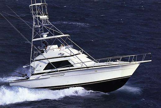 1993 Bertram 43 Convertible