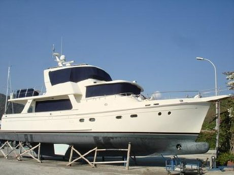 2008 Selene 55 - Long range cruiser