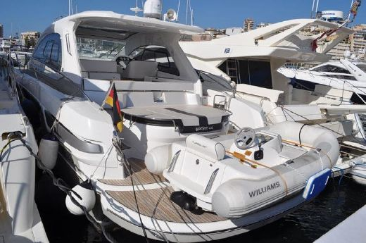 2014 Bavaria Motor Boats Sport 44 HT Highline