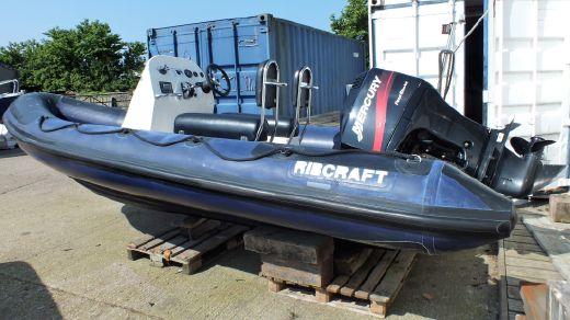 2002 Ribcraft 5.85