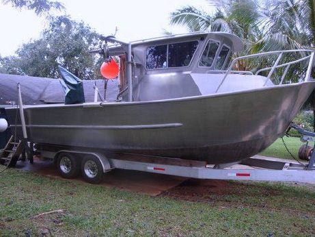 2006 J&H Boatworks Custom Aluminum