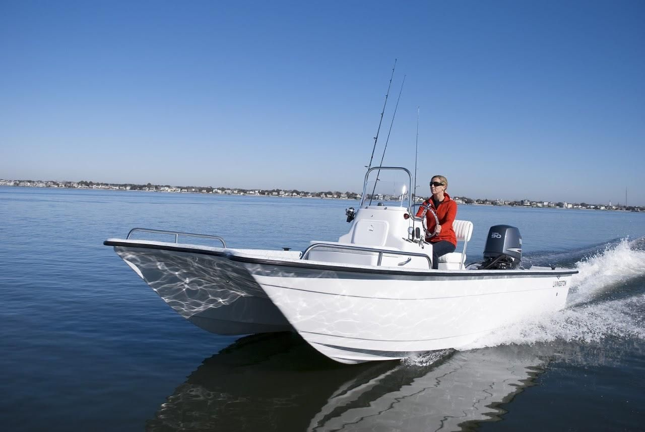 Livingston (NJ) United States  city photos gallery : 2013 Livingston 19 CC Catamaran Power Boat For Sale www.yachtworld ...