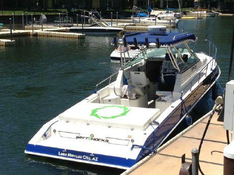 1997 Fountain 32 Sportfish Cruiser IO (Re-Power)