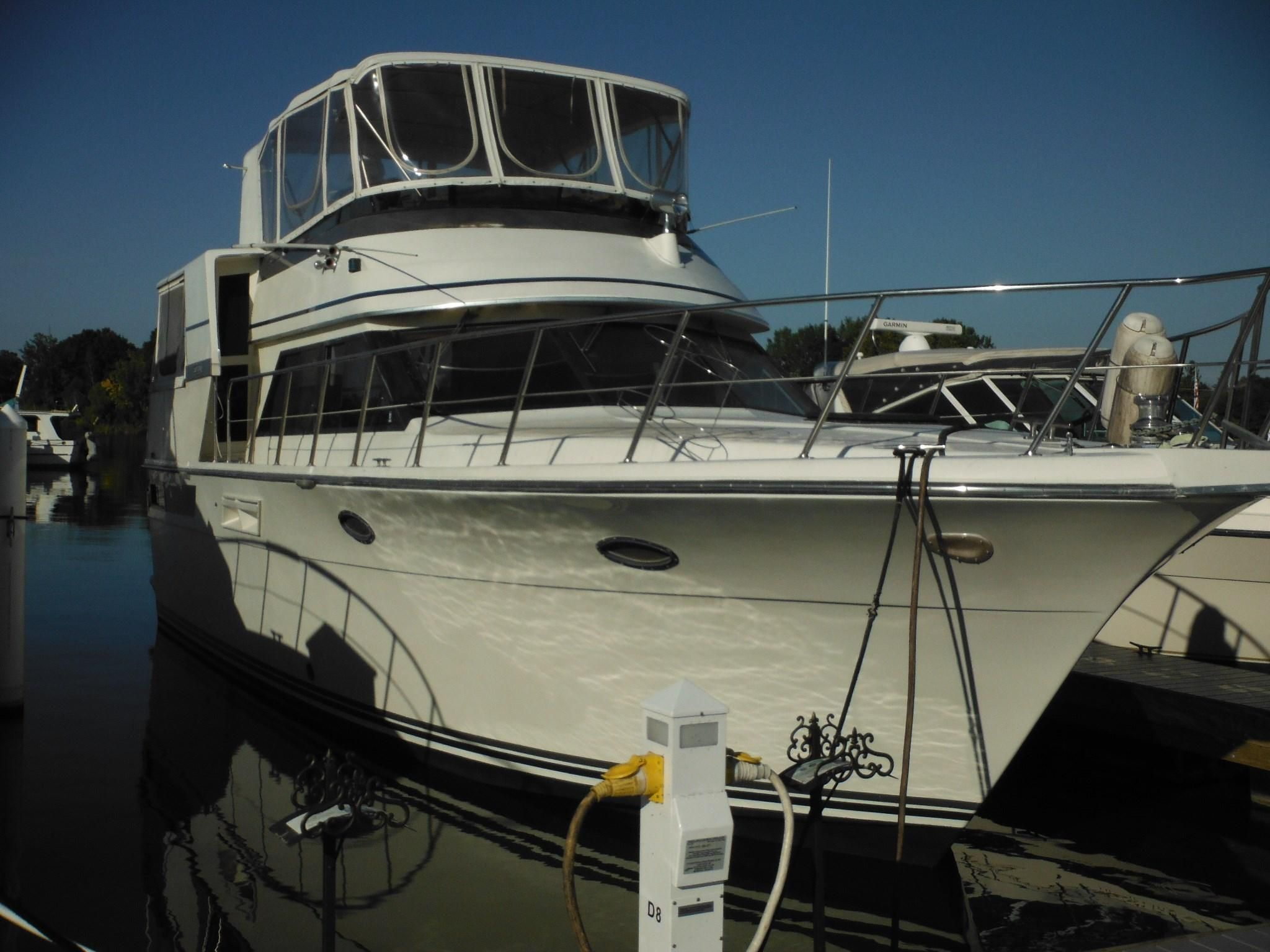 1990 californian 45 motoryacht power boat for sale www. Black Bedroom Furniture Sets. Home Design Ideas