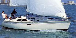 1990 Hunter 35.5