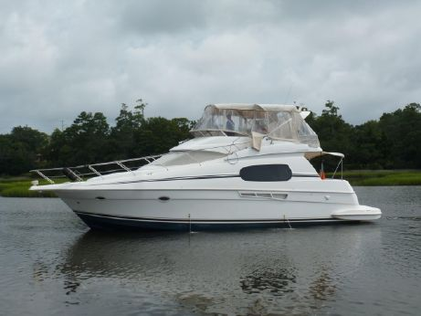 2000 Silverton 410 Sport Bridge
