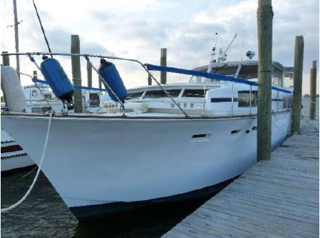 1970 Chris Craft 58 Roamer