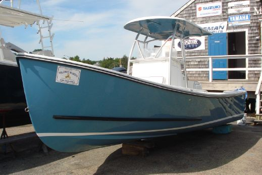 2016 Eastern Boats 22 Center Console