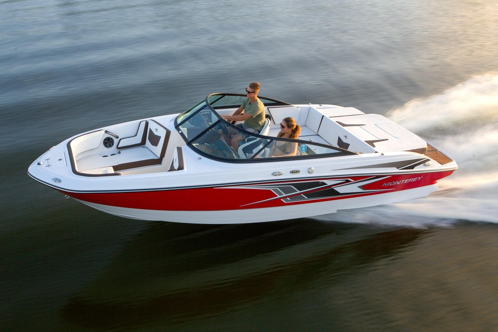 2018 Monterey M22 Power Boat For Sale