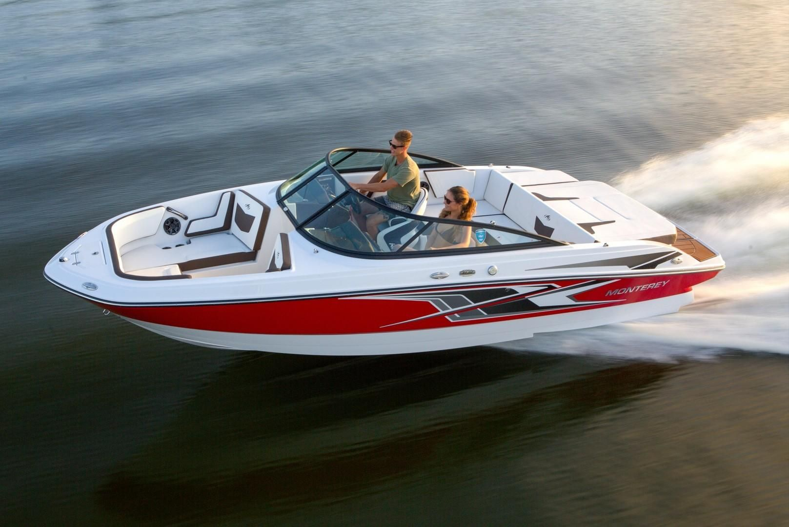 2018 monterey m22 power boat for sale for Best outboard motor 2017