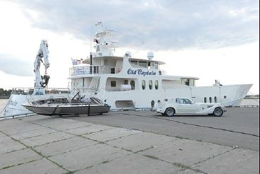2009 Riga Shipyard WORLD CRUISER