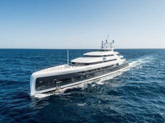 2018 Pride Mega Yachts Mega Yacht