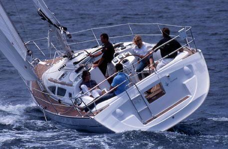 2005 Jeanneau Sun Odyssey 35