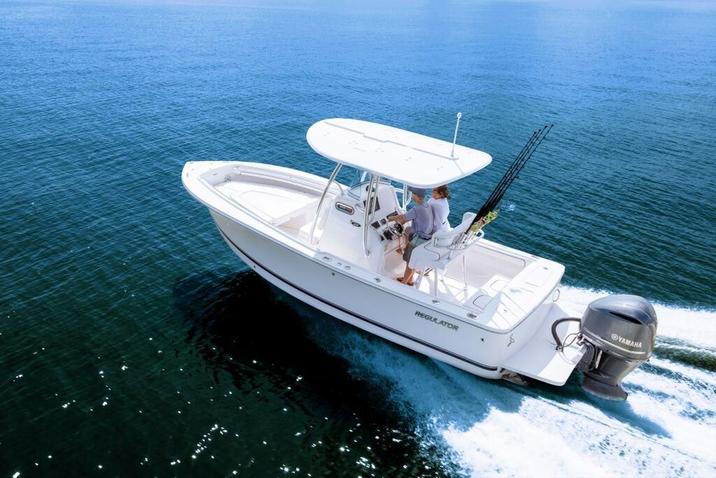 2017 Regulator 23 Power Boat For Sale Www Yachtworld Com