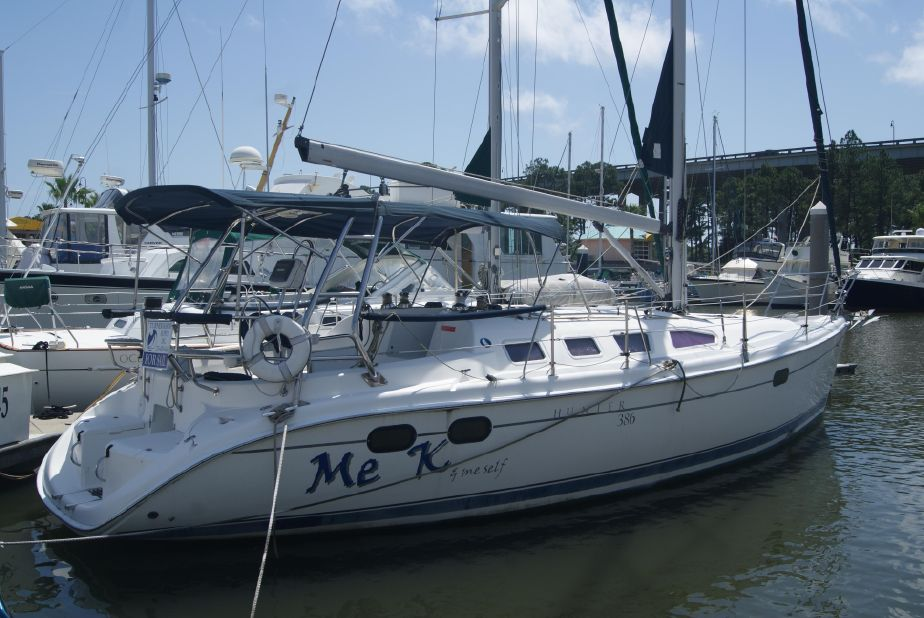 2004 Hunter 386 Sail Boat For Sale - www yachtworld com