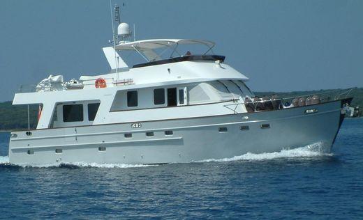 2007 Custom 64' Trawler Motor Yacht
