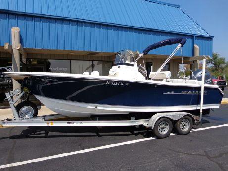 2013 Sea Hunt Ultra 211