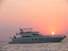 1992 Ferretti Yachts 58 Fly