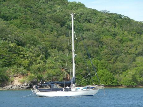 1983 Cape Dory 36 Cutter