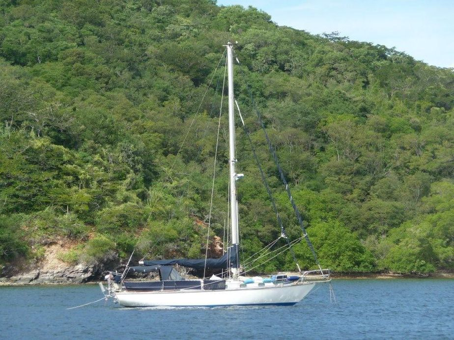 1983 Cape Dory 36 Cutter Sail Boat For Sale - www yachtworld com