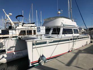 2003 Pdq MV34 Power Catamaran