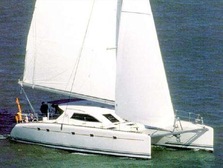 1995 Dufour Nautitech 475