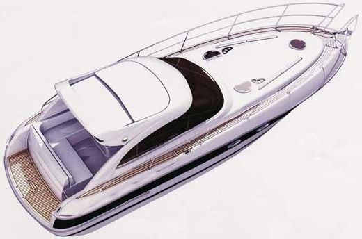2005 Bavaria Motor Boats BMB 35 Sport HT