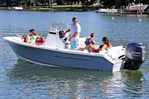 2016 Sea Hunt Ultra 196
