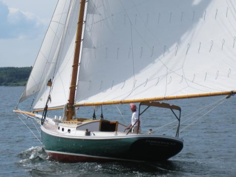 1981 Jarvis Newman Friendship Sloop
