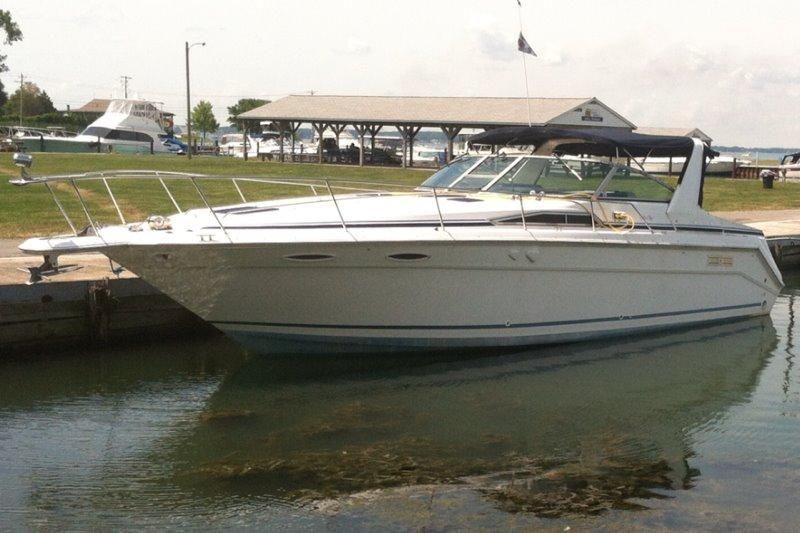 1990 Sea Ray 350 Sundancer Power Boat For Sale Www Yachtworld Com