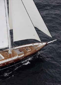 2013 Custom Ketch 40 meters Luxury Yacht