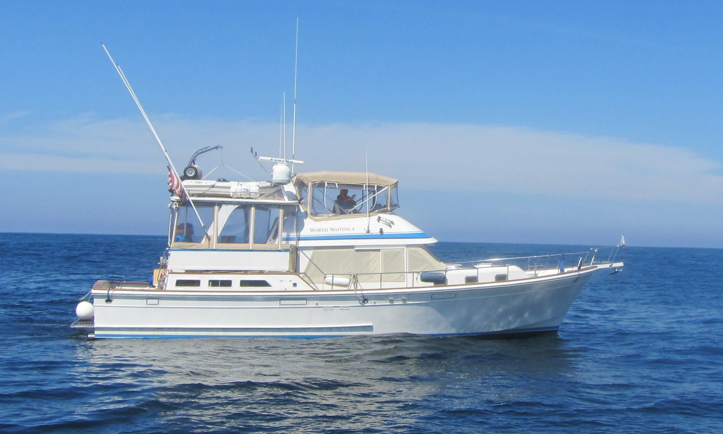 1986 Offshore Yachtfisher Power Boat For Sale Www