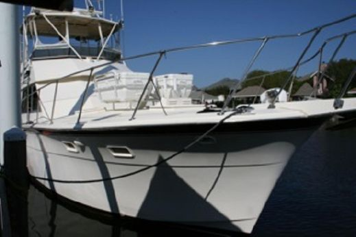 1977 Hatteras 46 Fly Bridge