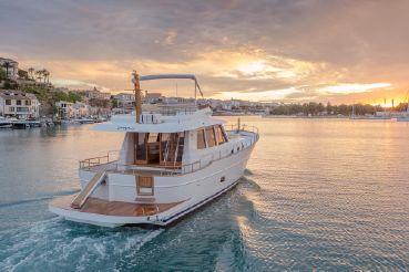 2020 Sasga Yachts Menorquin 54 Flybridge
