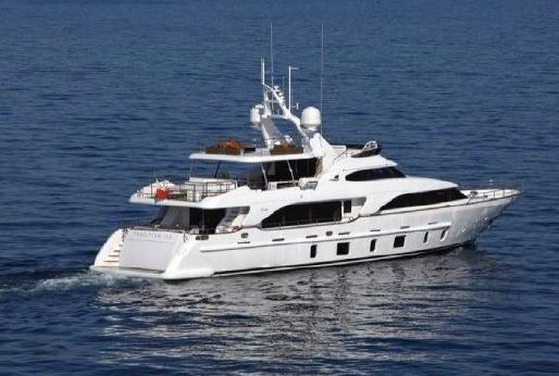 2010 Benetti 105 Tradition