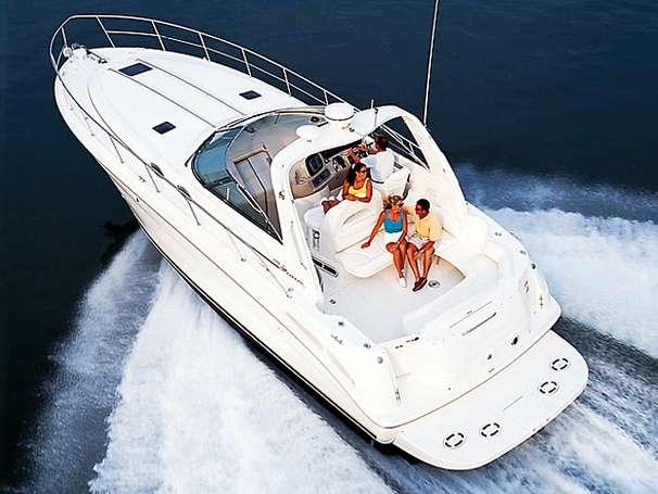 1999 Sea Ray 380 Sundancer Power Boat For Sale