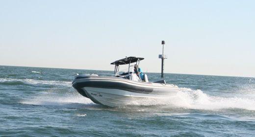 2012 Piranha Ribs 8m