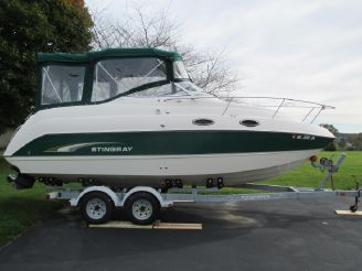 2002 Stingray 240 CS