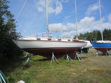 1985 Cape Dory 30 sail