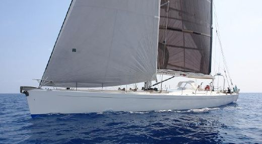 2002 Composite Works Fast Sloop