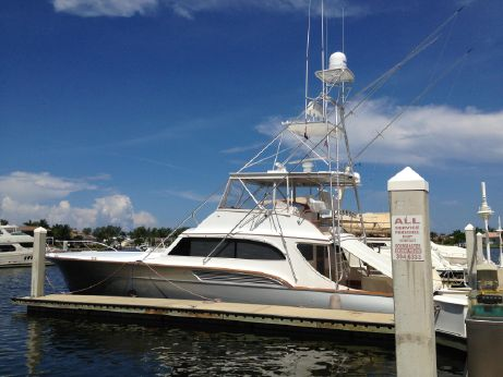 1998 65 Buddy Davis Flybridge